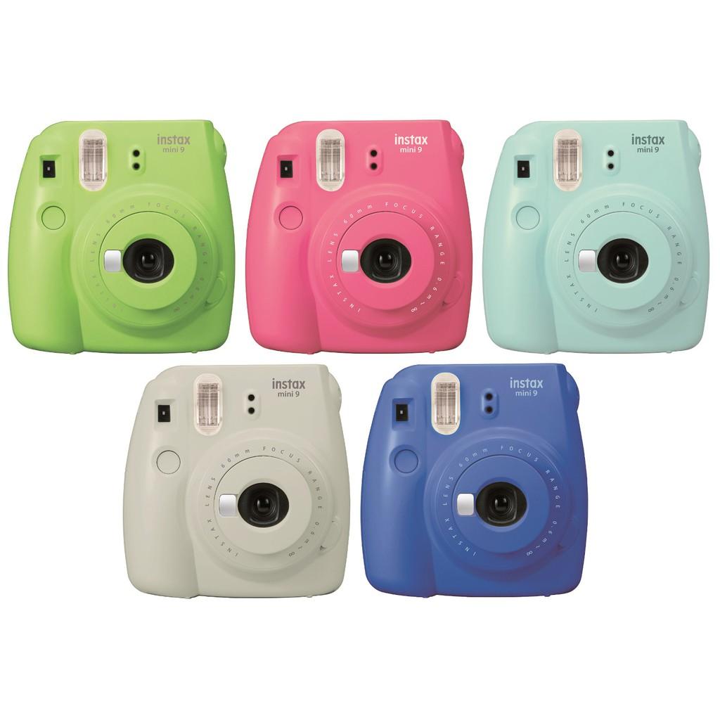 Fujifilm Instax Mini 9 Cobalt Blue Shopee Indonesia 90 Neo Paper Twin Garansi Resmi Hitam