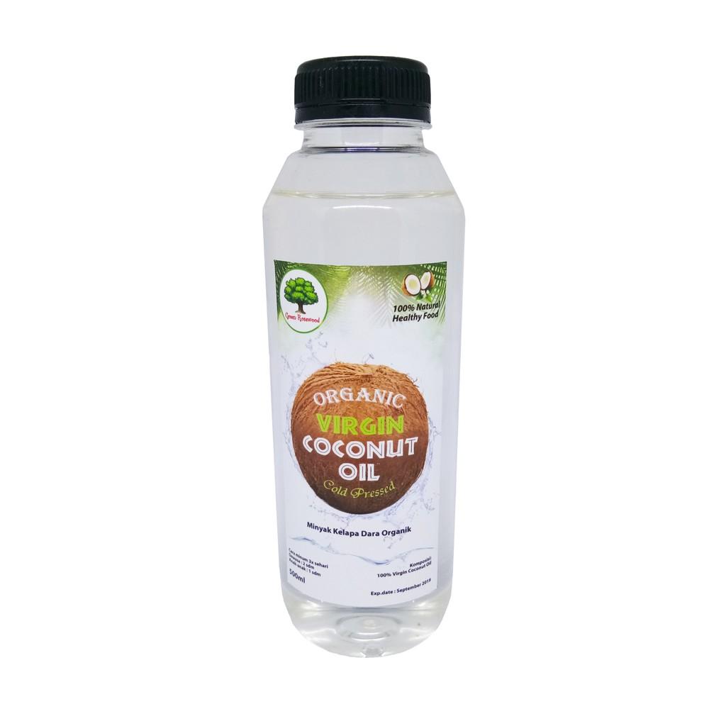 Minyak Kelapa Organic Natura 4l Coconut Oil Shopee Indonesia Vco Organik 500 Ml