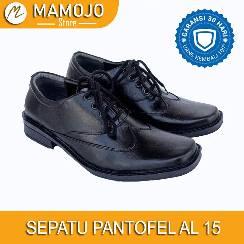 sepatu pantofel tali pendek  ebfb057221