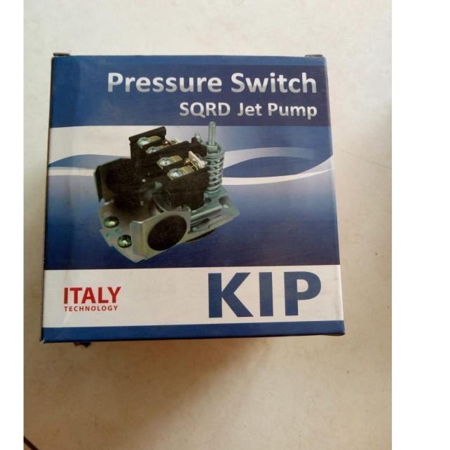 Kvr Otomatis Jet Pump Semi Squar D Pressure Switch Part Pompa Air Kip Shopee Indonesia