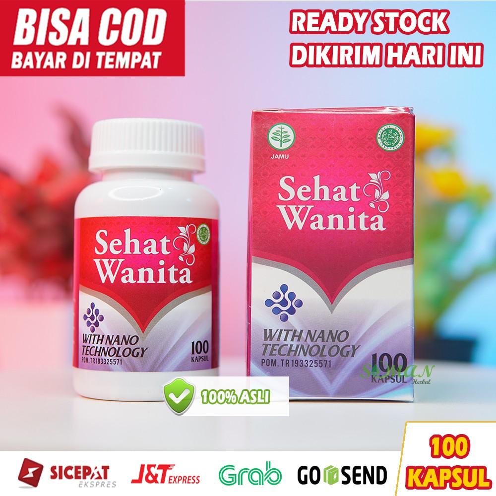 Obat Radang Panggul Obat Penebalan Dinding Rahim Herbal Sehat Wanita Asli Shopee Indonesia