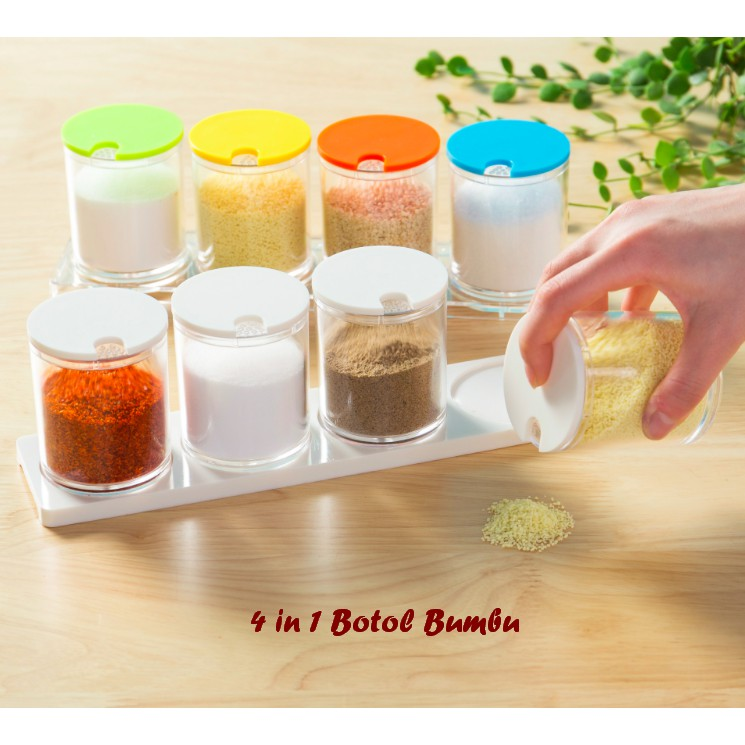 NEW SPICE SEASONING 6 IN 1 - NEW TEMPAT BUMBU .