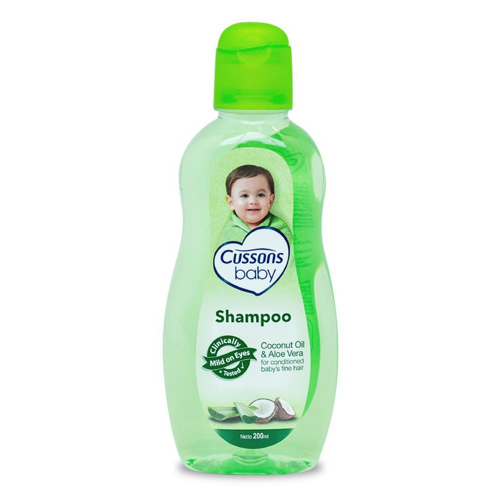 Cussons Baby Shampoo 50ml + 50ml / 100ml + 100ml-2