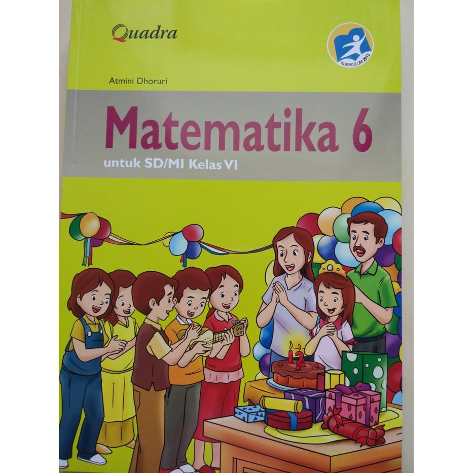 Kunci Jawaban Matematika Kelas 6 Quadra Guru Galeri