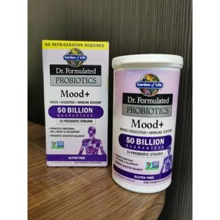 Garden Of Life Dr Formulated Probiotics Mood 60 Ori Usa Probiotic Shopee Indonesia