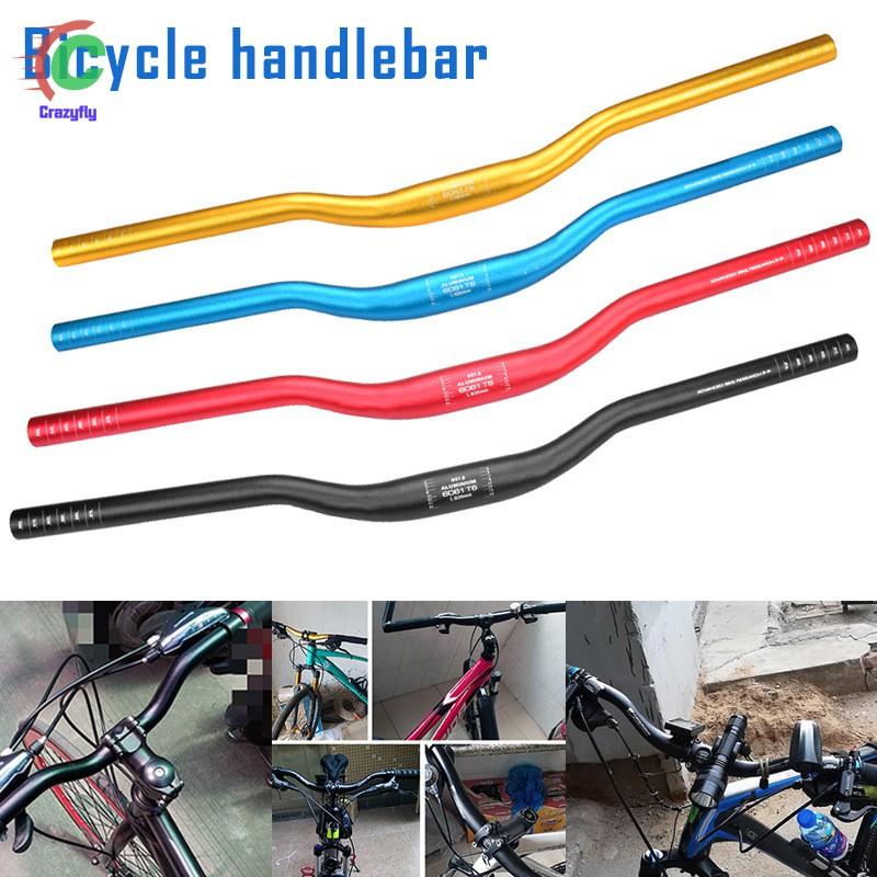 620mm Aluminium Alloy MTB Mountain Bike Handlebar Bicycle Riser Bar 31.8mm LAX