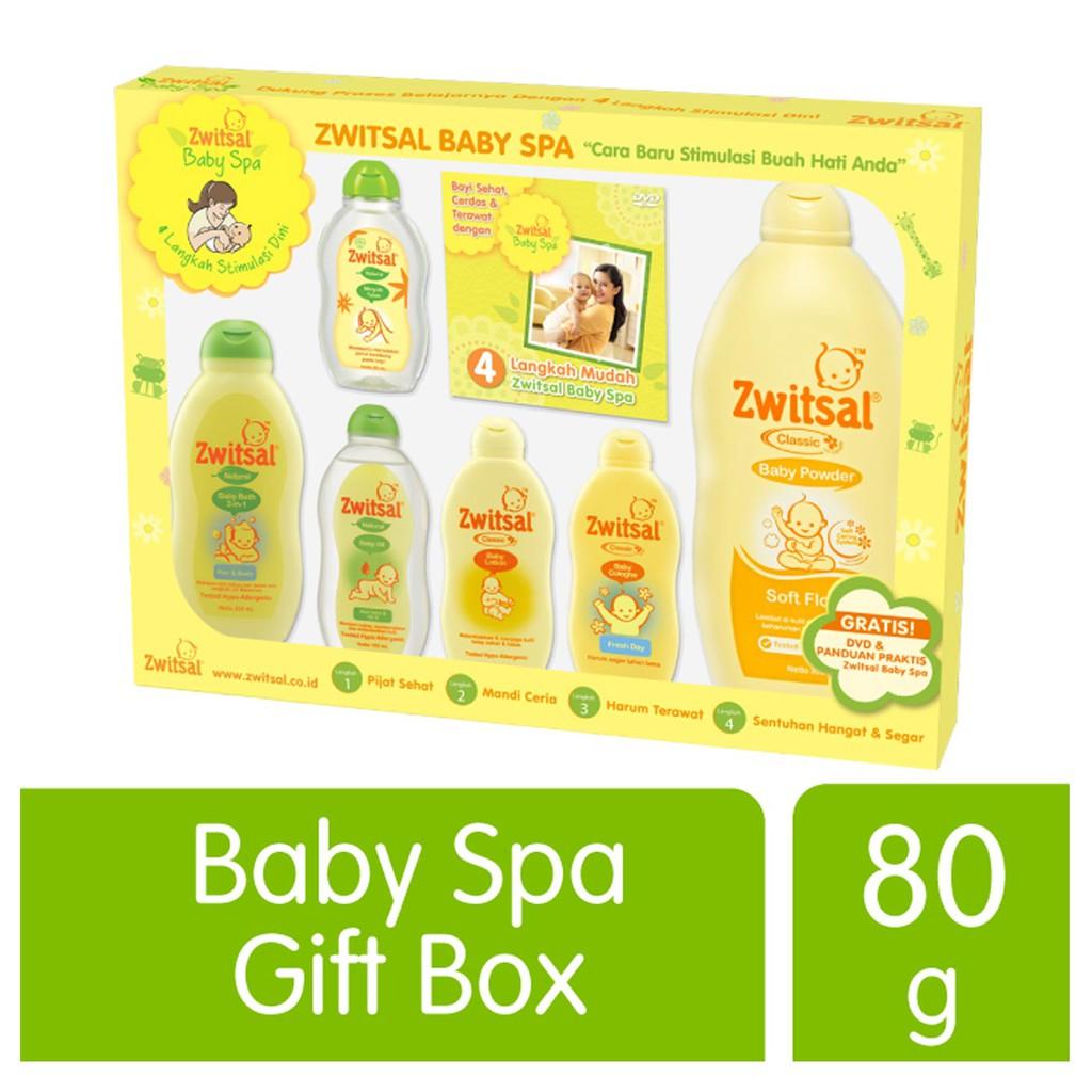 Zwitsal Travel Pack Shopee Indonesia Baby Natural Minyak Telon 60ml Twin