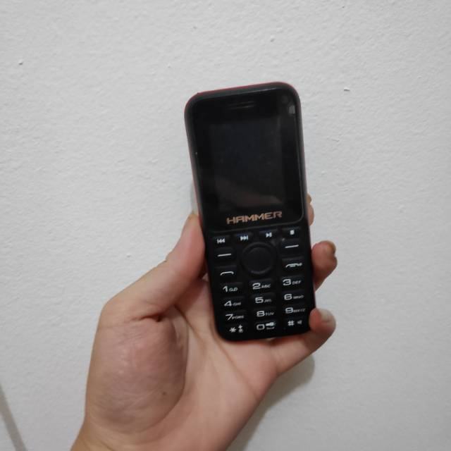 HAMMER HANDPHONE Bekas