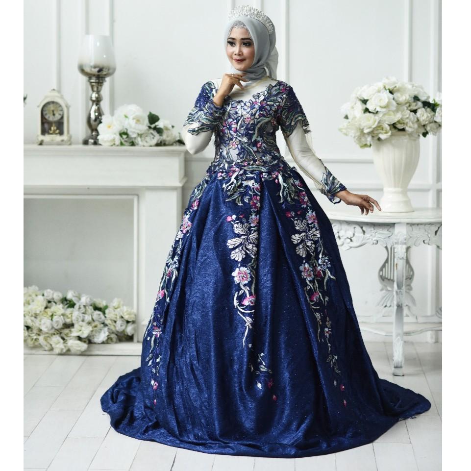 Paket Kebaya Pengantin Paket Gaun Pernikahan Wedding Modern Murah