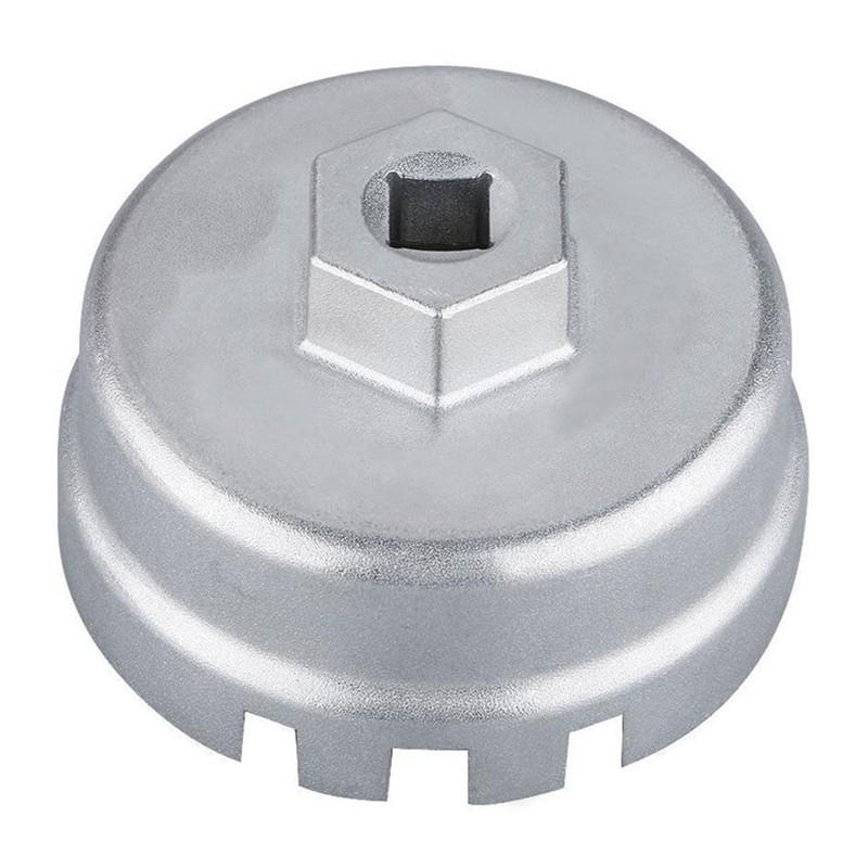 Corolla 64mm Oil Filter Cap Wrench For 1.8L Prius Matrix Prius V Lexus,Scion