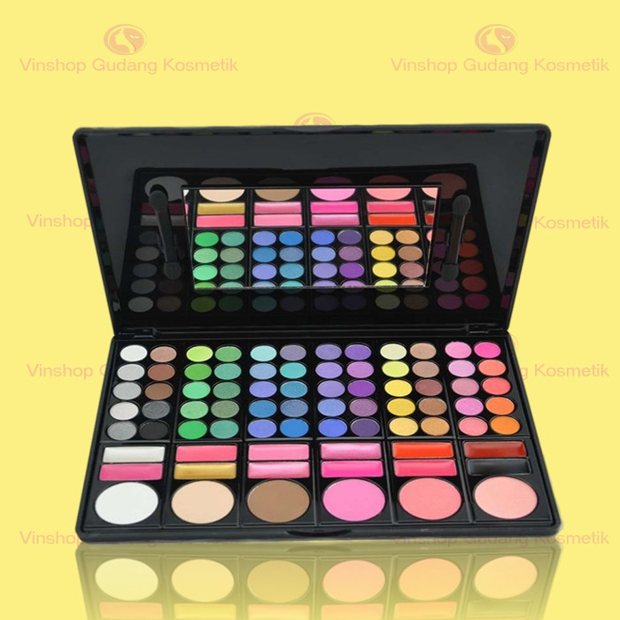 Ucanbe Brand 15 Earth Color Matte Eyeshadow Palette Pigments Makeup Shimmer Eye Shadow Cosmetic Set | Shopee Indonesia