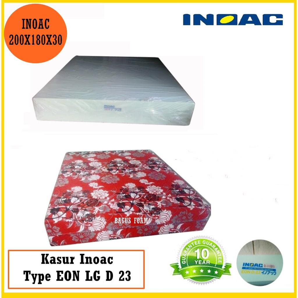 Kasur Inoac Japan Foam 180 X 20 200 Cm Garansi 5 Thn Spec Dan Lipat D23 Urn 90 15 Eon Lg Hijau Uk 10 Tahun