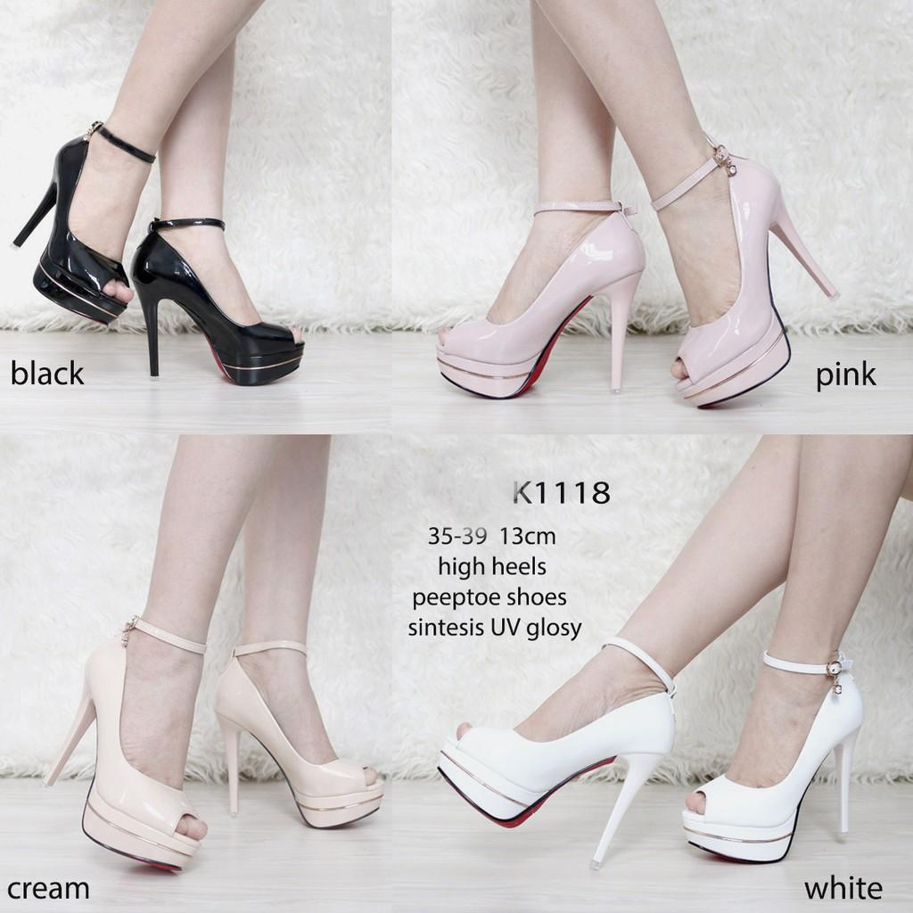 7c4ae448513 sepatu kondangan - Temukan Harga dan Penawaran Sepatu Hak Online Terbaik -  Sepatu Wanita April 2019