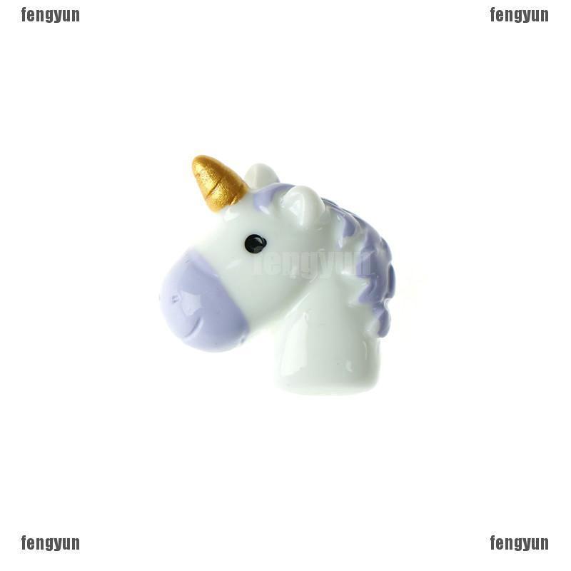 Bayar Di Tempat Ornamen Kuda Unicorn Aneka Model Bahan Resin