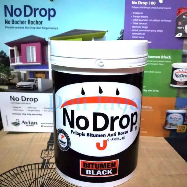 No Drop Bitumen Black Plingkut Hitam 1kg Shopee Indonesia