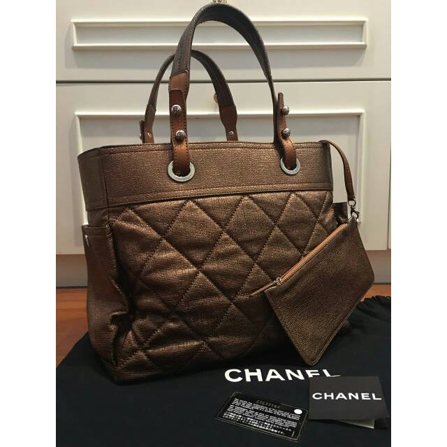 PROMO NATAL TAS ORIGINAL SECOND CHANEL BAG PRELOVED BEKAS AUTHENTIC JUAL TAS  WANITA BRANDED IMPORT  c7d073a138