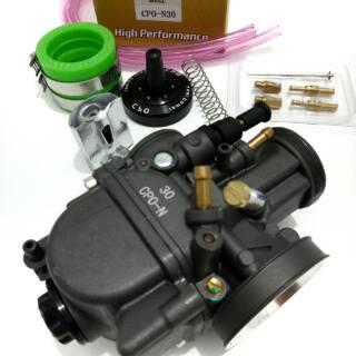 Karburator CPO Original Pwk 28 30 - Karbu Kotak Black