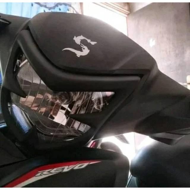 Cover List Lampu Variasi Motor Revo Fi Revo X Shopee Indonesia
