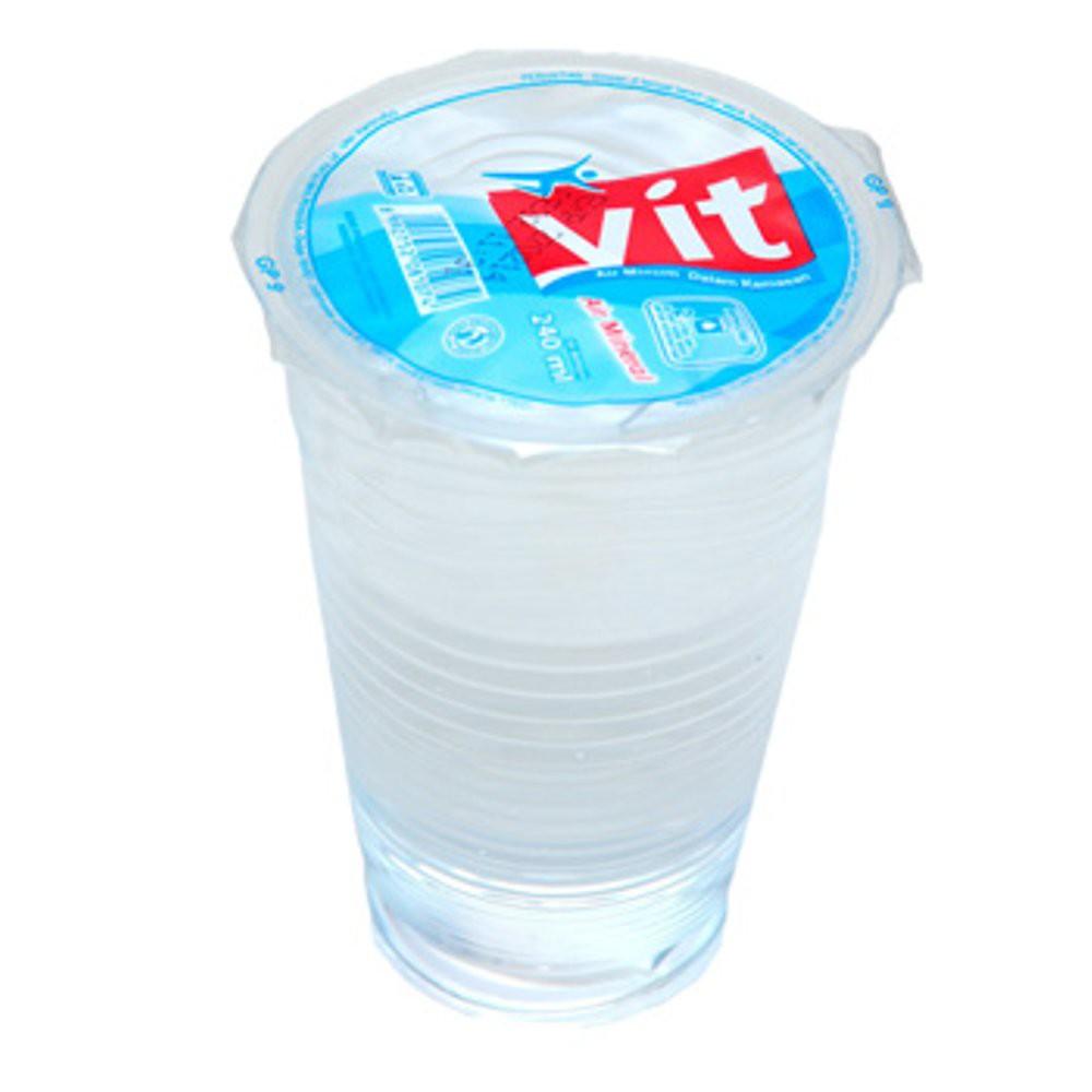 Aqua Air Mineral Gelas 220ml Box 48x220ml Shopee Indonesia Botol 1500ml X 12pcs Jabodetabek