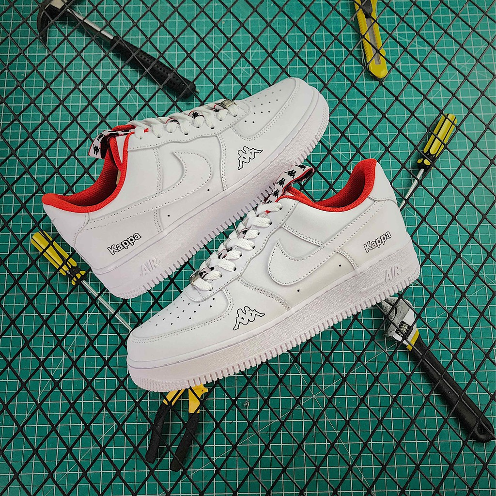 Nike Air Force 1 07 LV8 Suede Mens and womens trainers Sports shoes white 36 45