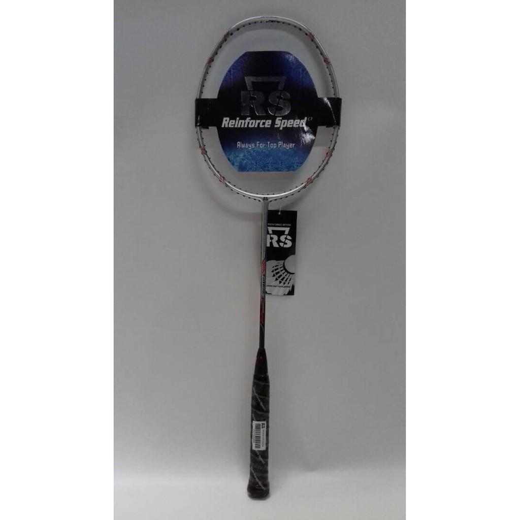 Raket Badminton Rs Iso Power 555 New Shopee Indonesia Original