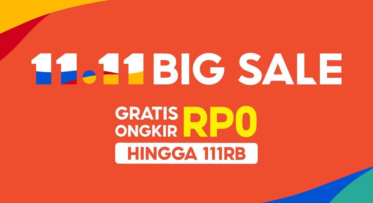 Promo 11 11 Big Sale 2020 Shopee Indonesia