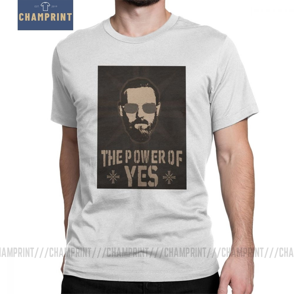 Far Cry T Shirt Game John Seed Hope Countytops Cross Man John Seed Yes T Shirts Funny Crewneck Short Sleeve Clothes Big Size Shopee Indonesia