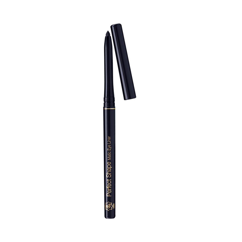 Viva Queen Perfect Shape Pencil Matic Eye Liner Hitam