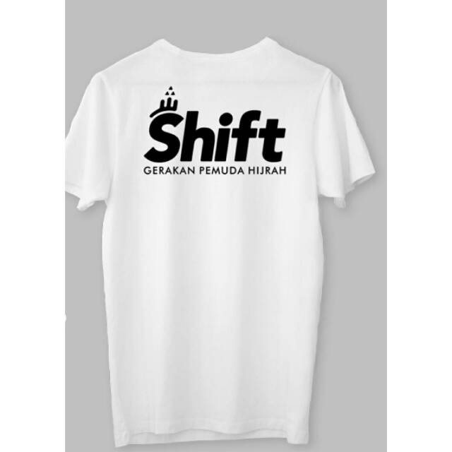 Kaos Baju Shift Gerakan Pemuda Hijrah Bahan Distro High Quality