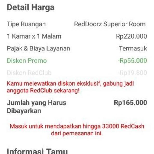 Voucher Diskon Reddoorz 20 000 100 000 Sampai 31 Des 2030 Shopee Indonesia