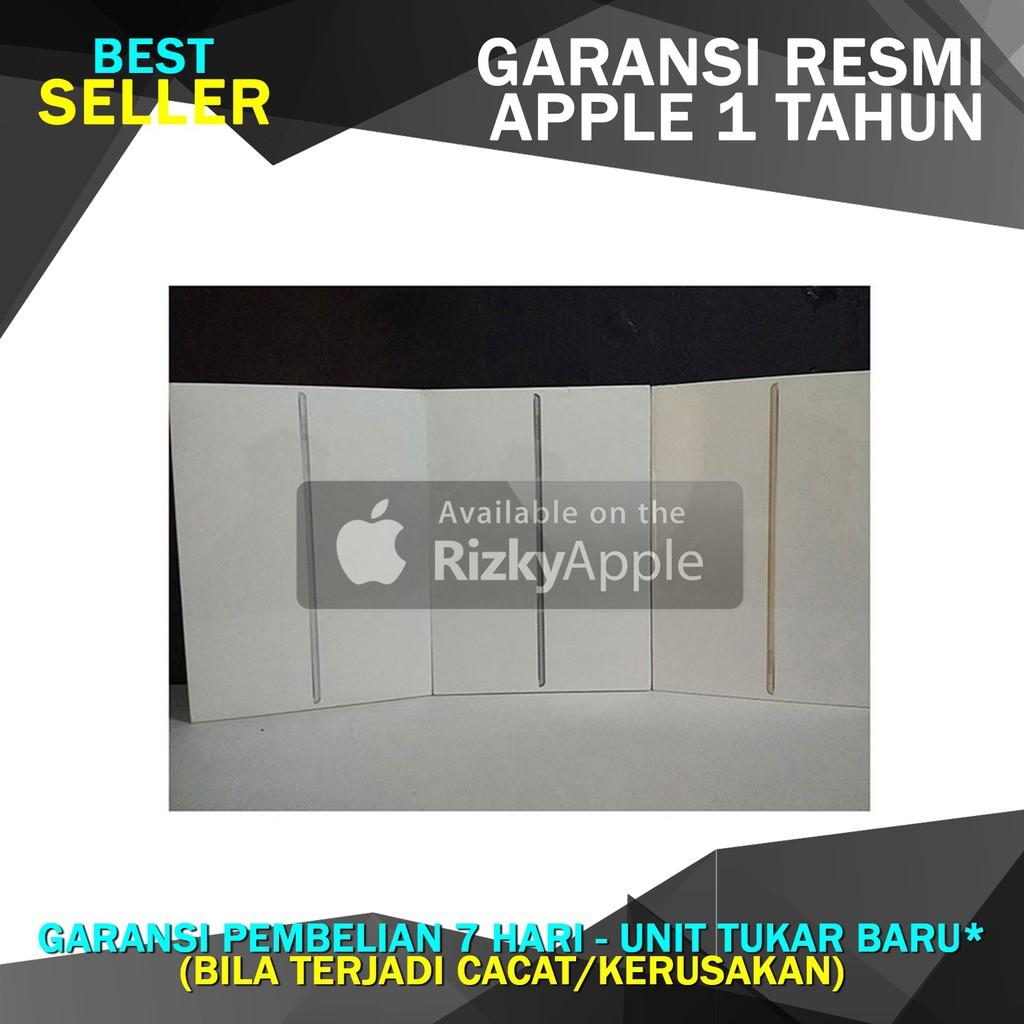 Bnib Termurah Ipad Air 2 Wifi Celluler Silver 16gb Garansi Apple 1 Hot Priceiphone 7 Plus 128gb Black Tahun Fu Ori Shopee Indonesia