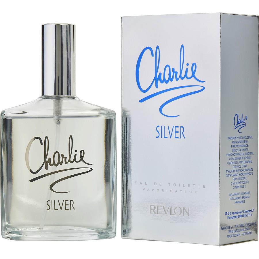 (PROMO) PARFUM ORIGINAL 100% CHARLIE WHITE 100ML BY REVLON   Shopee Indonesia