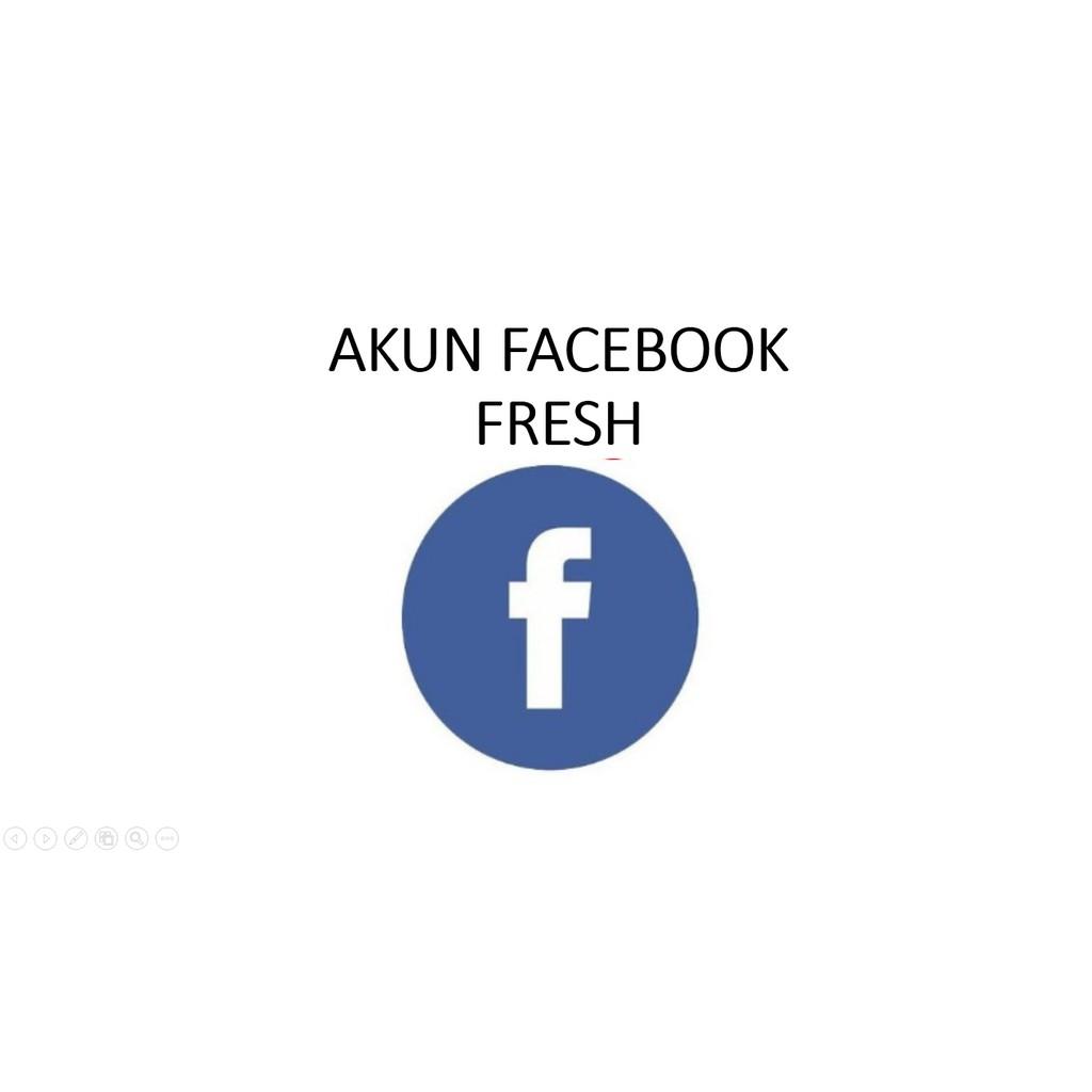 Jual akun Facebook Fresh 700 Kosongan