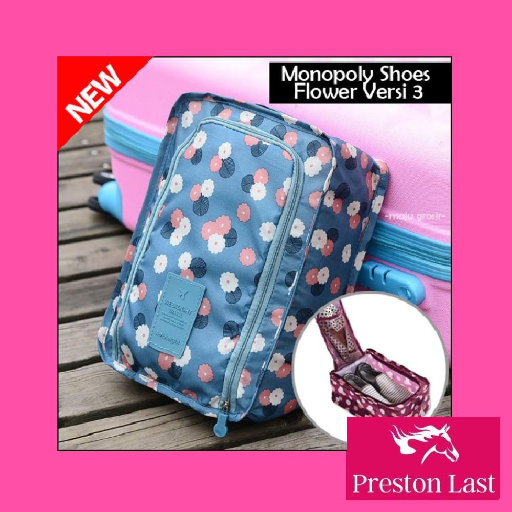 Tas kosmetik pouch polos dompet wanita import murah meriah TPS | Shopee Indonesia