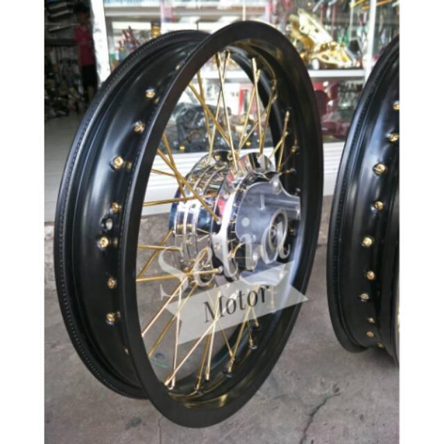Velg Velag All New Cb150r Cbr 150 K45 Facelift Velg Jari Jari Tromol Bonus Rakit 185 215 250