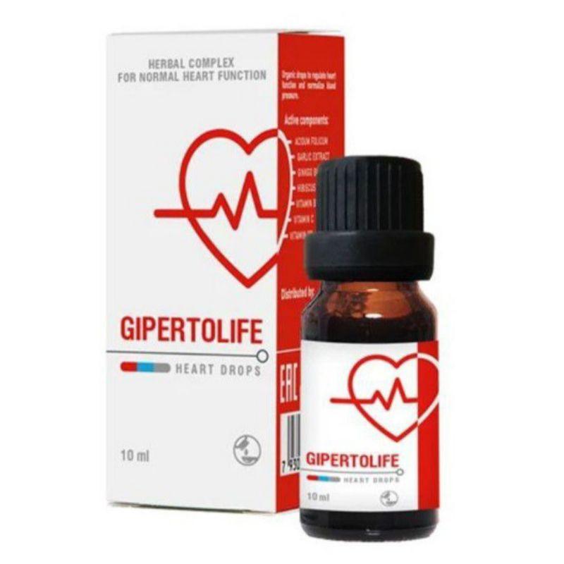 Jual Gipertolife obat tetes herbal normalkan gula darah isi 10ml