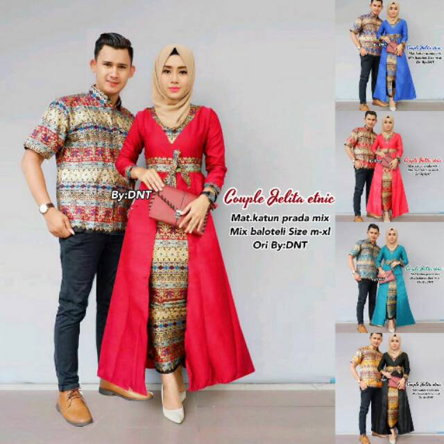 Baju Batik Couple