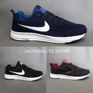 4c2ca2456a4dc Sepatu Nike running flyknit presto zoom pria wanita kerja sekolah original  vapor max
