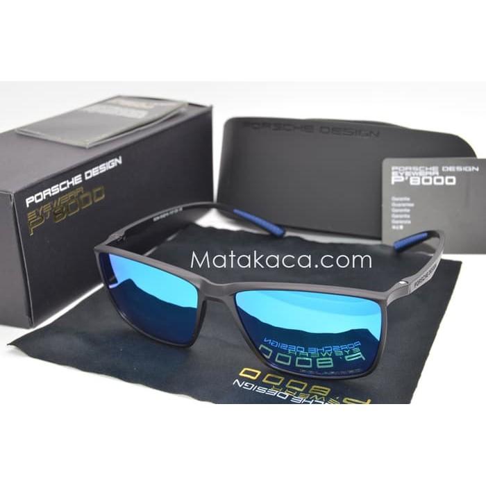 60d514a55fb6 Kacamata Sunglass Porsche Design Lentur PD5234