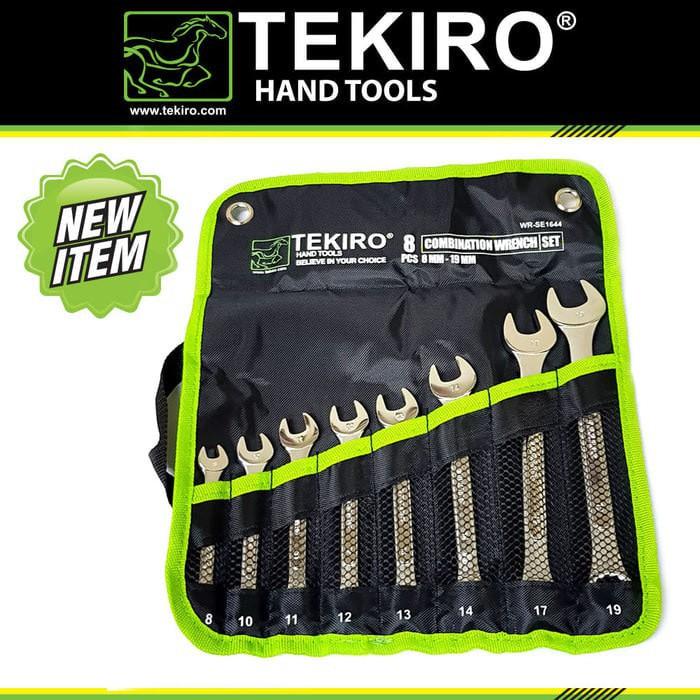 Kunci Ring Pas TEKIRO Set 8 Pcs : KUNCI PAS | KUNCI SET | TEKIRO | KUNCI TEKIRO | KUNCI RING | KUNCI