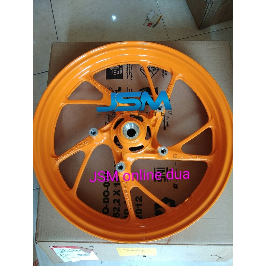 Hot Promo K15 922ZC VELG RACING CBR 150 CBR150 NEW LED DEPAN AHM