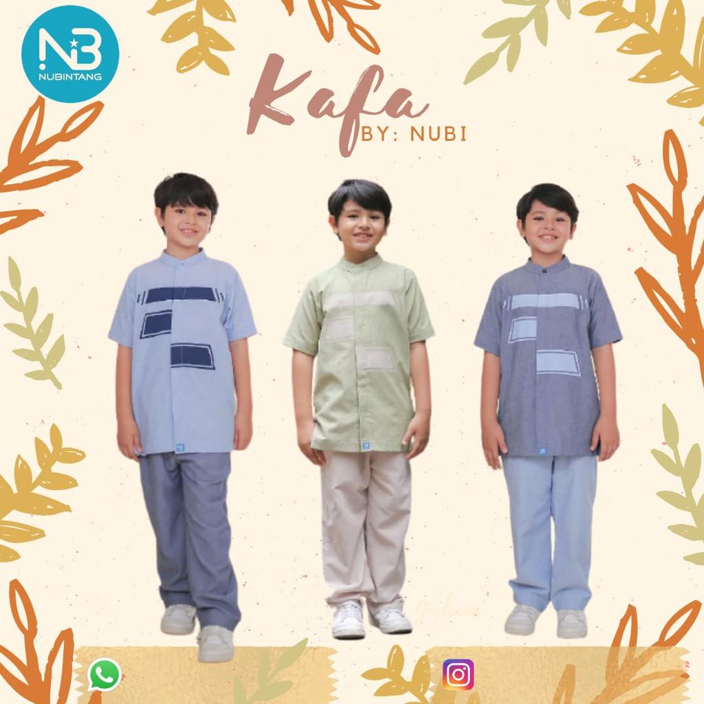 Kemko Anak Kafa Set Celana by NuBintang