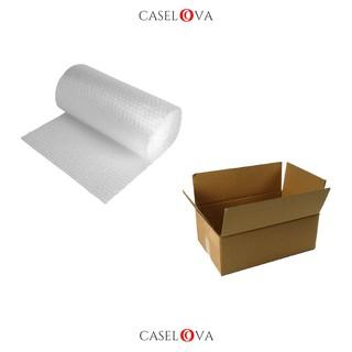 EXTRA Plastik bubble (bubble wrap) untuk packing tambahan