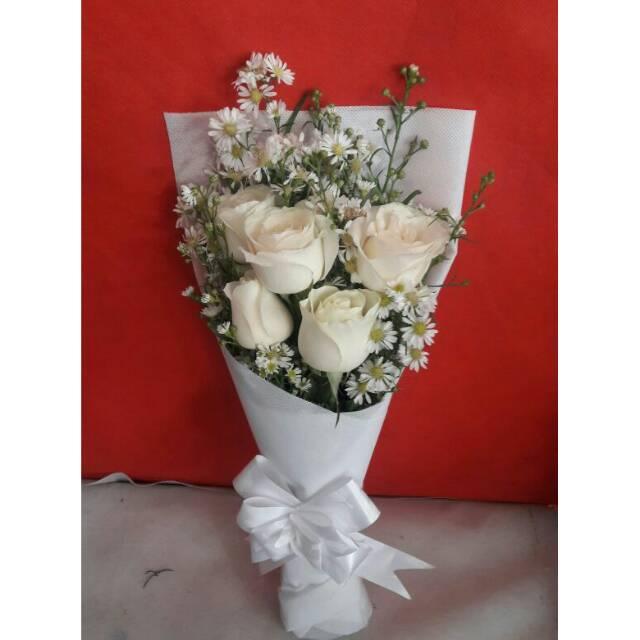 76+ Gambar Bunga Mawar Merah Putih Terbaru