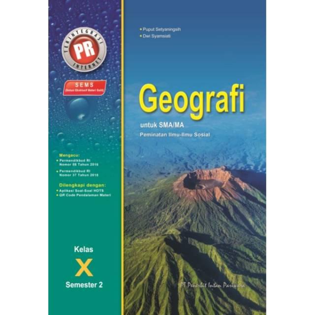 Kunci Jawaban Lks Geografi Kelas 10 Semester 2 Guru Ilmu Sosial