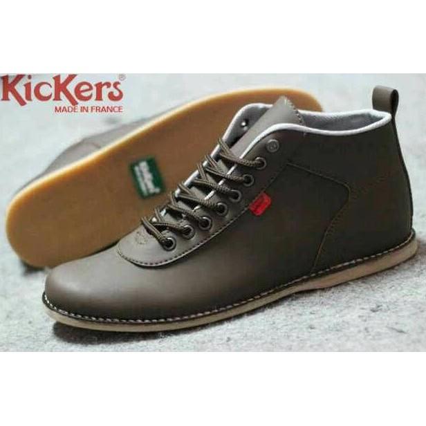 SALE Sepatu casual santai pria formal kickers grade ori  4e76078b45
