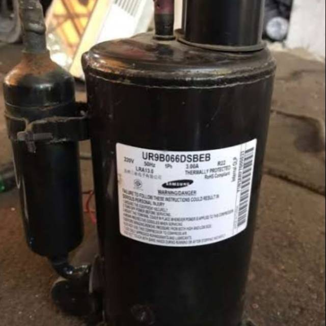 Kompresor ac split bekas merk samsung 0.5pk - 1pk