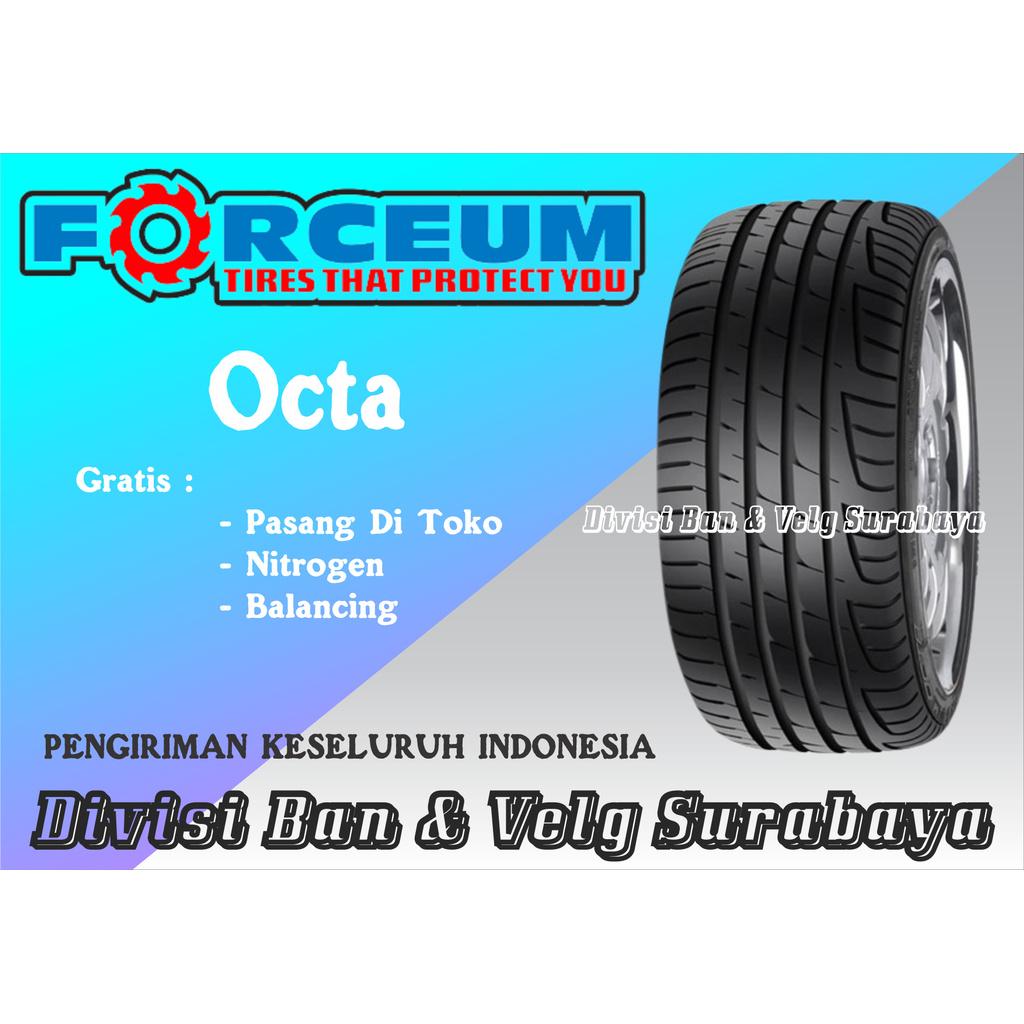 BAN MOBIL  FORCEUM OCTA 205 55 R16