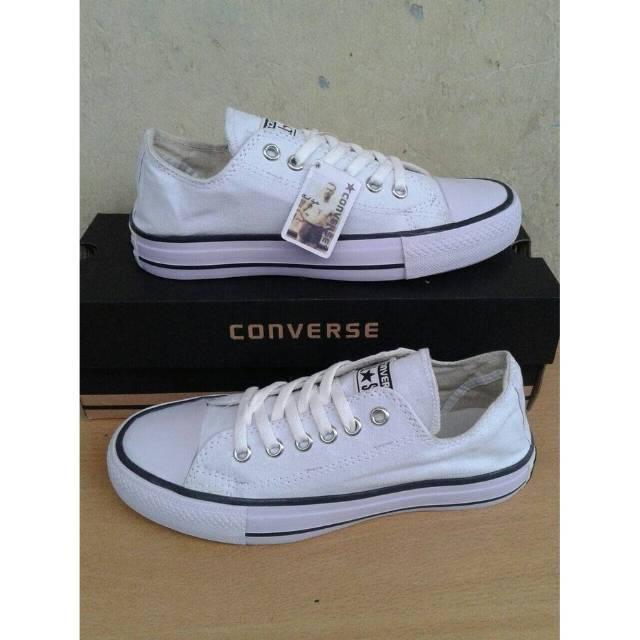 Sepatu converse allstar tanpa box dus  e2b02cb7c8