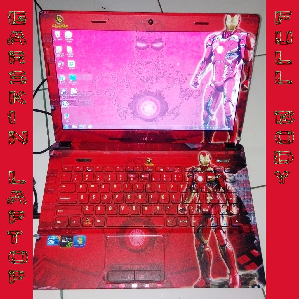 Grosir Garskin Laptop Full Body Asus A455 All Series Free 1 Protector Cover Hp Paket Fullbody Theme Shopee Indonesia